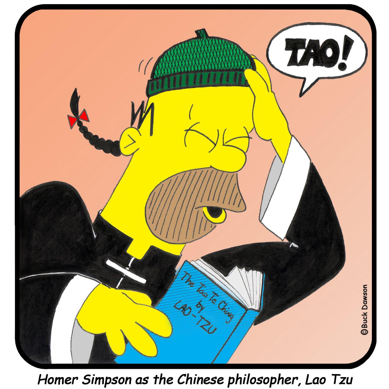 Homer-Lao-Tzu